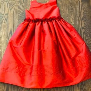Girls Isabel Garreton dress.